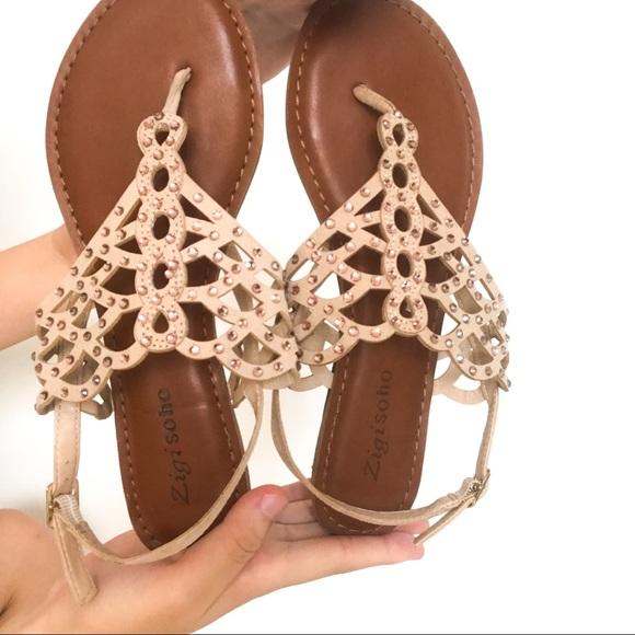 f5bd839c5985 NWT rhinestone diamonds baby pink sandal